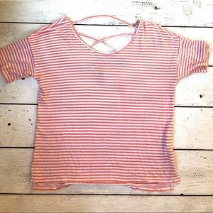 Tops - Old Navy Strappy Back Striped Top